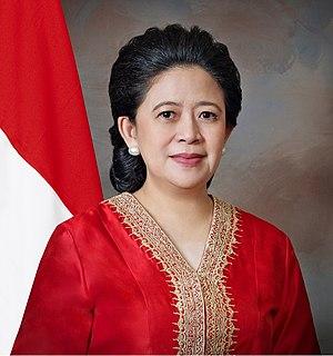 Puan Maharani Indonesian politician