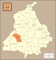Punjab India Dist Faridkot.png