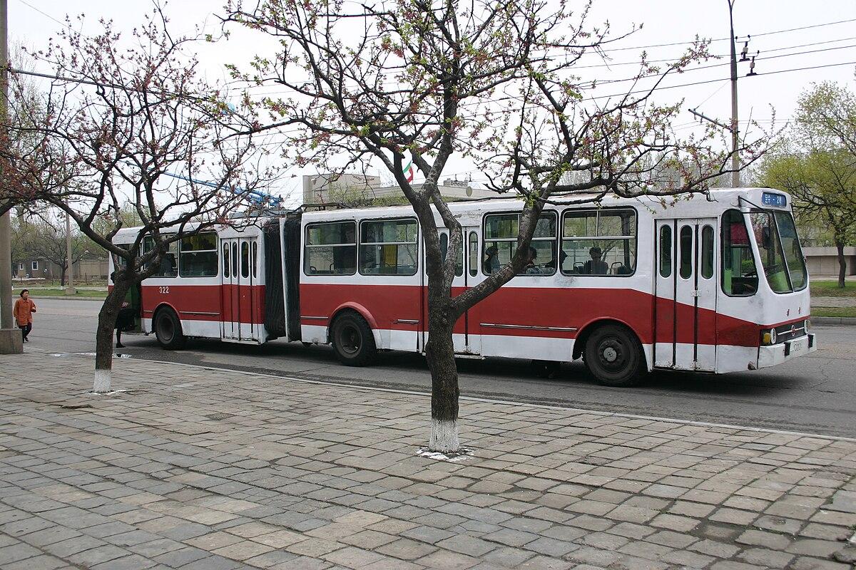 City buses