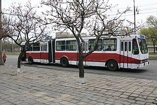 Trolleybuses in Pyongyang