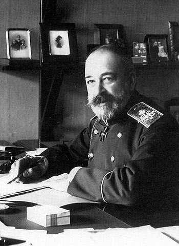 Pyotr dmitrievich svyatopolk