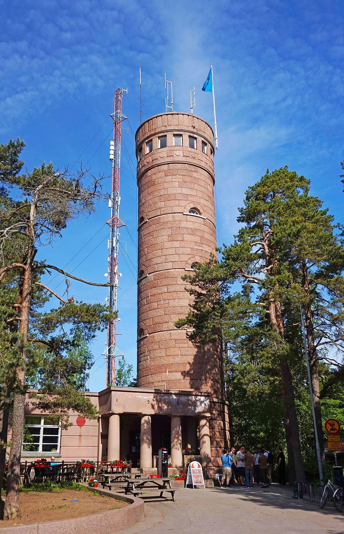 pyynikki observation tower wikipedia