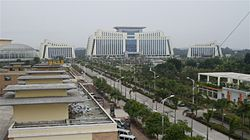 Qinzhou government buildings