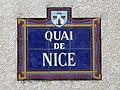 Quai de Nice, Gien, plaque, faïence.jpg