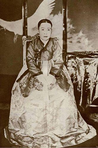 Empress Sunjeong - Empress Sunjeong-hyo in 1930.