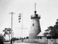 Queensland State Archives 157 Windmill Tower Wickham Terrace Brisbane c 1932.png
