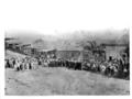 Queensland State Archives 3053 Unveiling the Mary Watson Memorial in Cooktown 1888.png