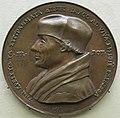 Quinten massys, medaglia di erasmo, 1519.JPG