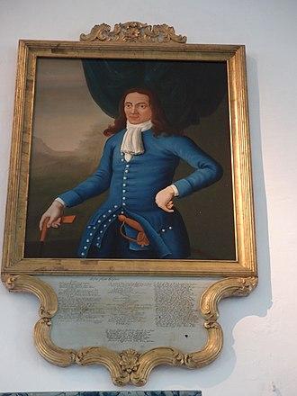 1654 in Norway - Lorentz Lossius