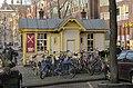 RM 518474 Nieuwezijds Voorburgwal - Politieposthuisje (foto 2).jpg