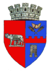 Coat of arms of Caracal