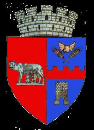 Caracal, Romania - Image: ROU OT Caracal Co A