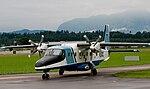 RUAG Dornier 228 at Emmen Airport.jpg