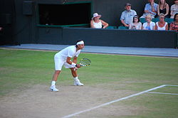 Rafael Nadal at the 2010 Wimbledon Championships 02.jpg