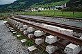 Rails in Uttendorf, Salzburg Region, Austria.jpg