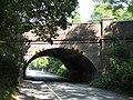 Railway bridge over Keymer Road (B2116) - geograph.org.uk - 1498496.jpg
