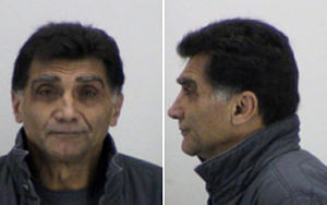 FBI mugshot of Cosa Nostra criminal