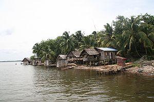 Rama people - Image: Rama cay