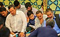 Ramadan 1439 AH, Qur'an reading at Imamzadeh Ibrahim of Dowlatabad, Isfahan - 24 May 2018 19.jpg