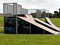 Ramps in the Skate Park Penistone - geograph.org.uk - 482429.jpg