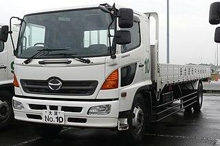 Hino Ranger truck