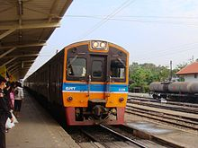 Rapid-transit train, Thailand.JPG