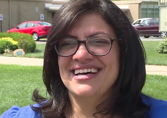 Rashida Tlaib, From WikimediaPhotos