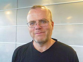 Rasmus Lerdorf - Image: Rasmus Lerdorf August 2014 (cropped)