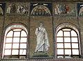 Ravenna, sant'apollinare nuovo, int., santi e profeti, epoca di teodorico 14.JPG