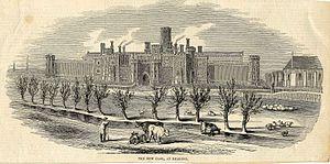 Charles Thomas Wooldridge - Reading Gaol in 1844