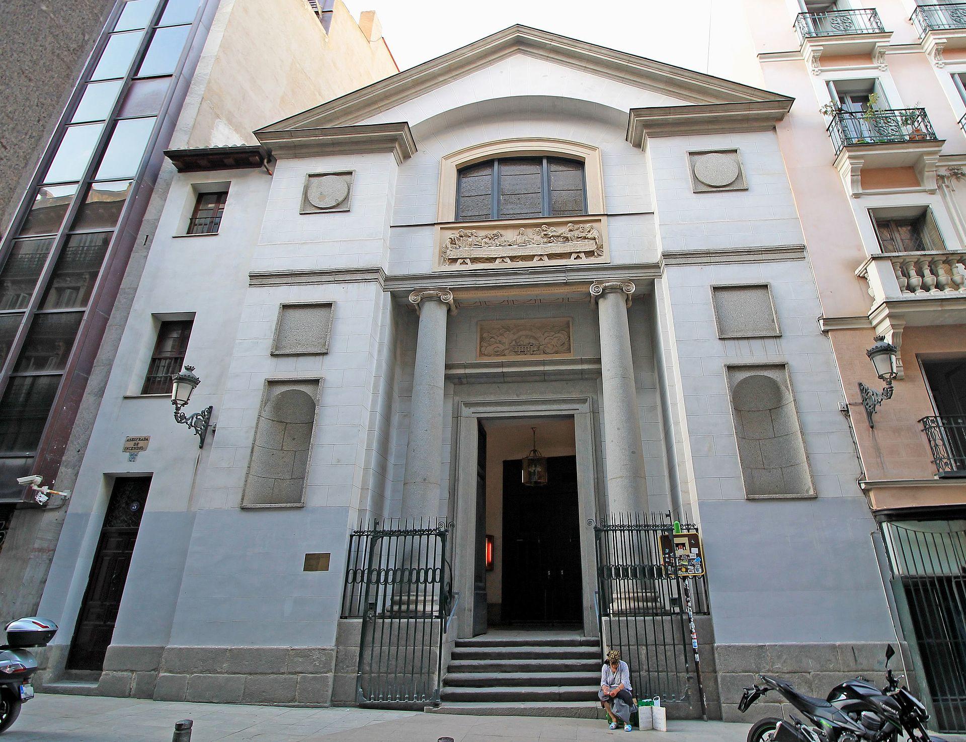 Oratorio del caballero de gracia wikipedia la enciclopedia libre - El escondite calle villanueva ...
