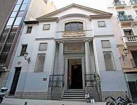 Real Oratorio del Caballero de Gracia (Madrid) 14.jpg