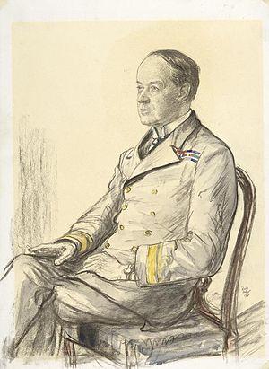 Mark Kerr (Royal Navy officer) - Rear Admiral Mark Kerr