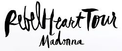 Rebel Heart Tour - Logo