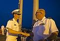 Reception with Ambassador Pyatt Aboard USS ROSS, July 24, 2016 (28550975946).jpg