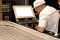 "Record producer ""Ryakin Rip"" mixing on a Solid State Logic console.jpg"