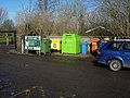 Recycling point - geograph.org.uk - 1167379.jpg