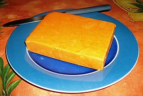 Image illustrative de l'article Red Leicester