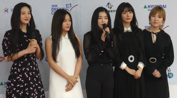 Red Velvet at Dream Concert on May 12, 2018.png