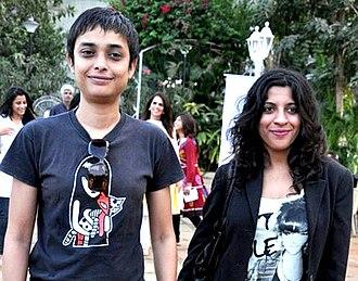 Zoya Akhtar - Zoya with Reema Kagti