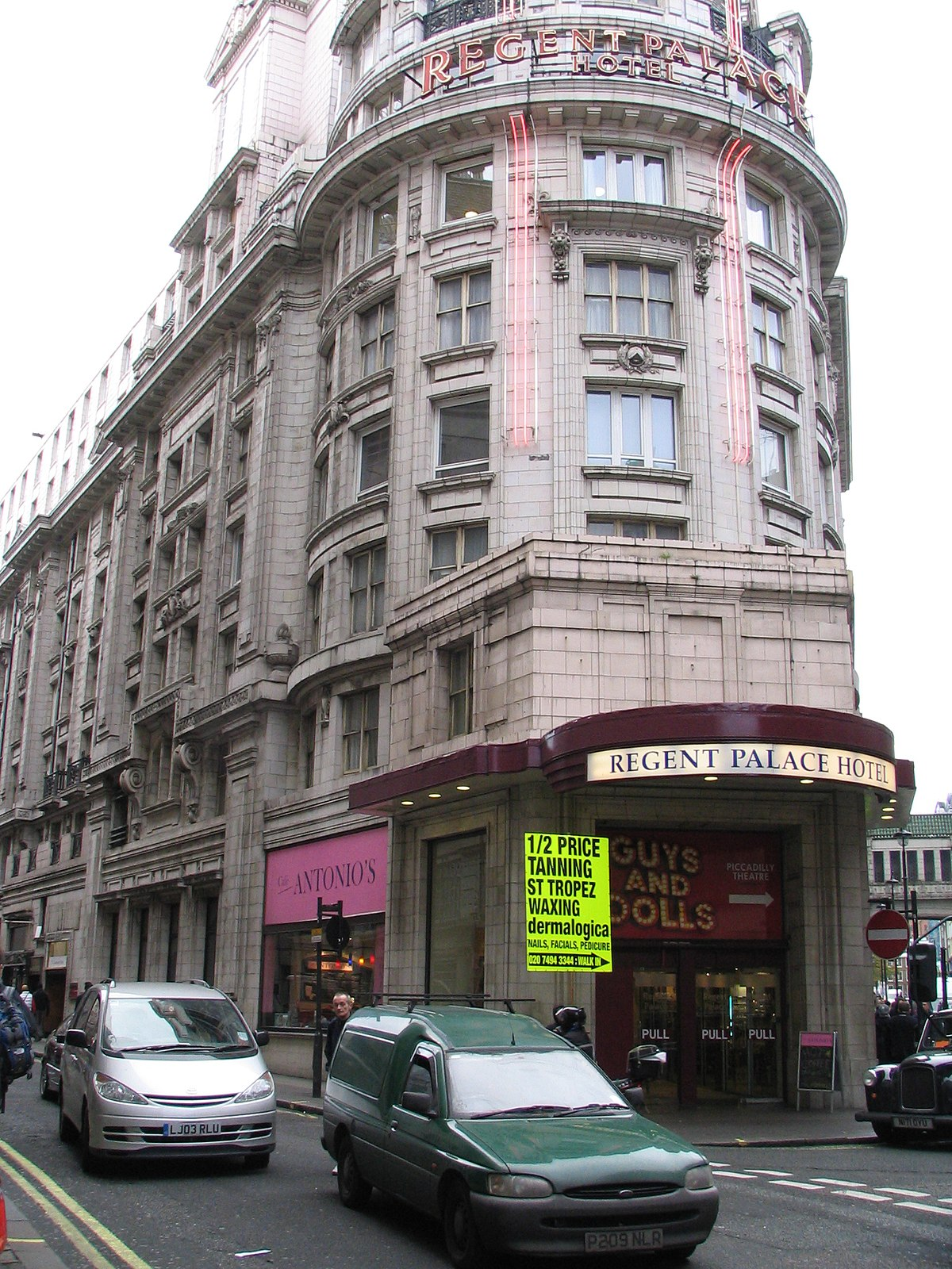 Regent Hotel Londres