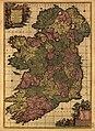 Regni et insulæ Hiberniæ delineatio in qua sont Lagenia, Ultonia, Connachia et Momonia provenciæ. LOC 99446227.jpg