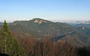 Reisalpe - The Reisalpe from the southwest (from the eastern slopes of the Türnitzer Höger)