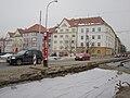 Reko TT Dlabačov - Královka, zastávka Malovanka z centra.jpg