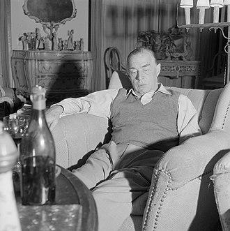 Erich Maria Remarque - Remarque in 1961