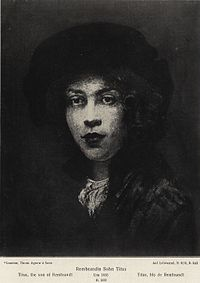 Rembrandt - Bredius 127 - Titus before restoration.jpg