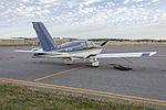 Renmark Flying Group (VH-XYI) Socata TB-10 Tobago at Wagga Wagga Airport.jpg