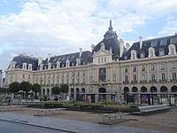 Rennes' 2014 Palais du Commerce.   JPG