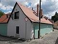 Residential building. - Hunyadi and Martinovics streets cnr., Szentendre, Pest County, Hungary.JPG