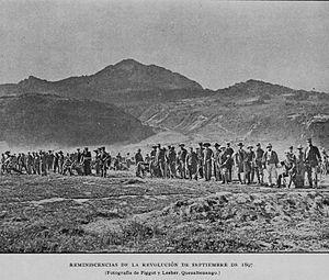 San Marcos, Guatemala - Image: Revolucionquetzaltec a 1897a